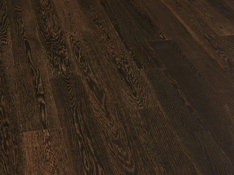 Wood Bee Дуб Антик Блэк 1-полосная 1